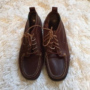 Eastland Seneca Camp Mov Chukka Boot