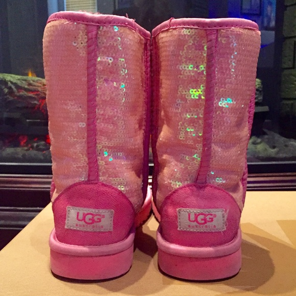 pink uggs on sale