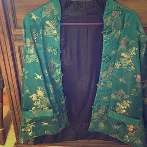 Jackets & Blazers - Pure Satin Jacket