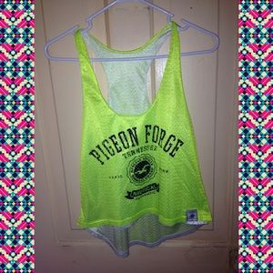 Pigeon Forge Neon Jersey Tank