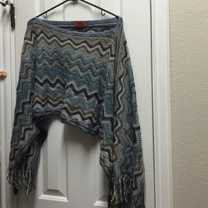Missoni Poncho Authentic One Size fits All