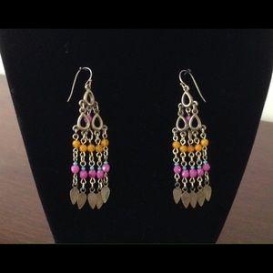 Ben-Amun Jewelry - CLEARANCE ❌❌❌Ben-Amun Beaded Hanging Earrings NWOT