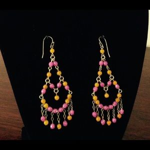 Ben-Amun Jewelry - CLEARANCE ❌❌❌Ben-Amun Glass Stone Earrings NWOT