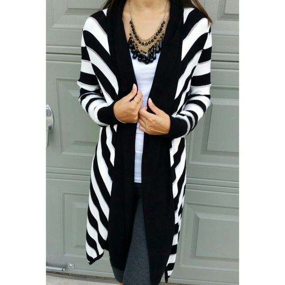 60% off White House Black Market Sweaters - WHBM Black and White ...