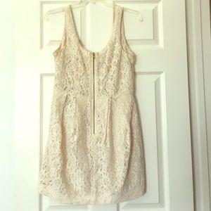 H&M Dresses & Skirts - H&M Cream Lace Dress