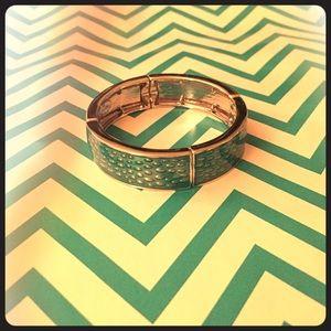 Lia Sophia Turquiose Quench Bracelet NWOT