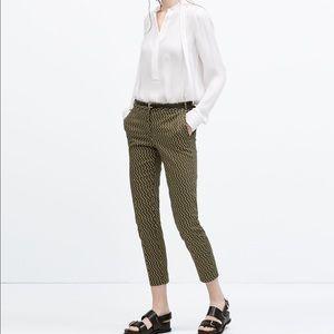 Zara Pants - Zara trousers with belt