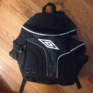 Umbro sports backpack