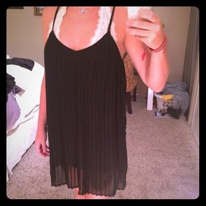 Nasty Gal Black Cocktail Dress