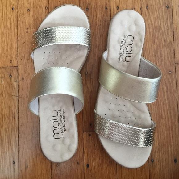 72 Off Malu Shoes Malu Super Comfort Sandals From Gabi