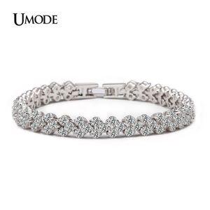 Crystal paved bracelet