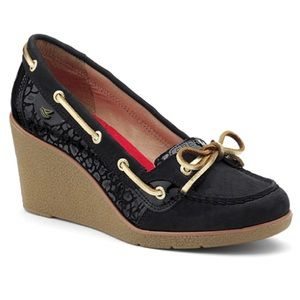 Sperry Top-Sider Shoes - Sperry Goldfish Wedge