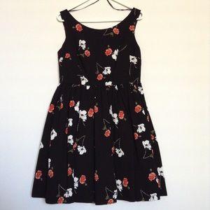 Topshop Dresses & Skirts - Kate Moss for Topshop floral dress