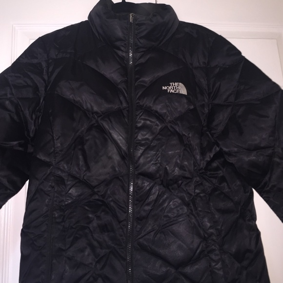 73% off The North Face Jackets & Blazers - All black down North ...