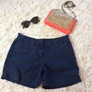 J. Crew Navy City Fit Chino Short