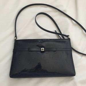 kate spade Handbags - Kate Spade Black Cross Body Bag