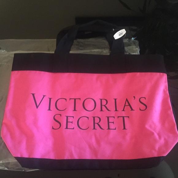 42% off Victoria's Secret Handbags - Victoria's Secret big beach ...