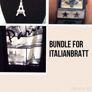 Other - BUNDLE FOR @ITALIANBRATT
