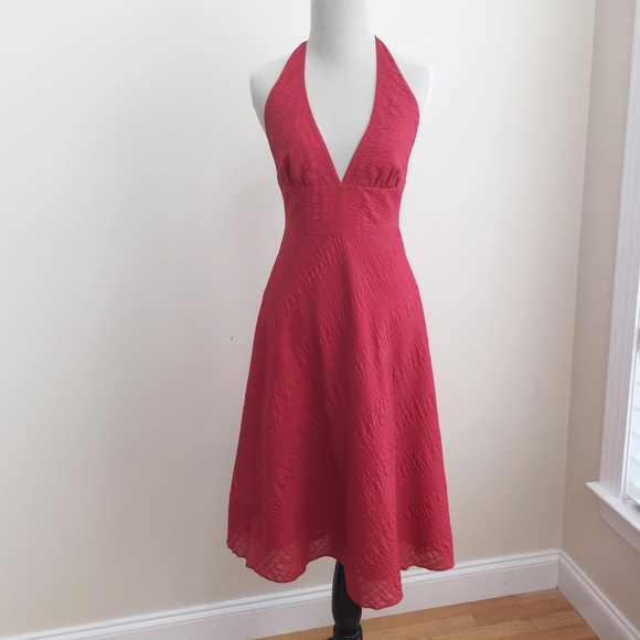 J Crew Cotton Halter Dress | Poshmark