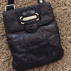 Juicy Couture Black Crossbody Bag
