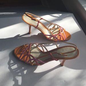 Banana Republic strappy sandals