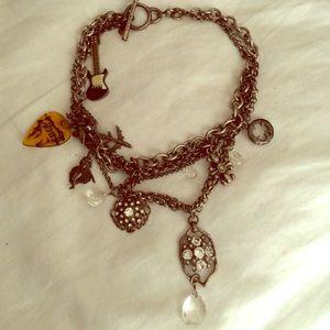 Jewelry - Lucky brand charm necklace