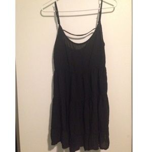 Brandy Melville black jada dress