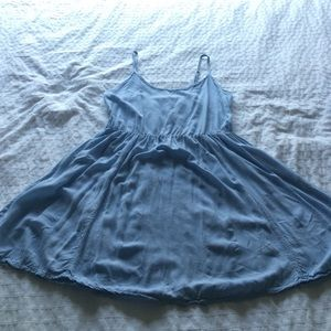 Brandy Melville Baby Blue Dress