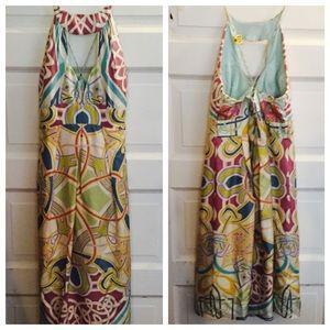 Nicole Miller Collection Silk Dress