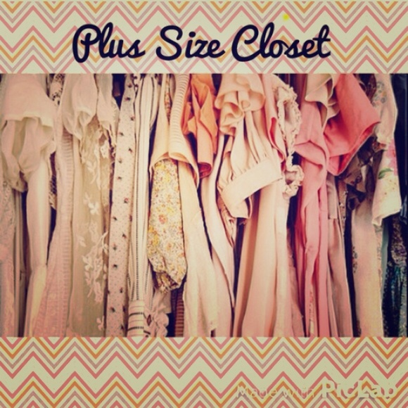 Come shop my plus size closet