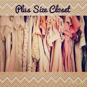 Come Shop my Plus Size Closet!
