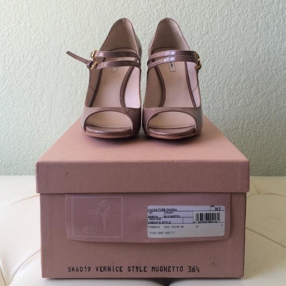 Shoes Donna Vernice Style Miu Calzature Miu Mughetto Poshmark 5SqpS