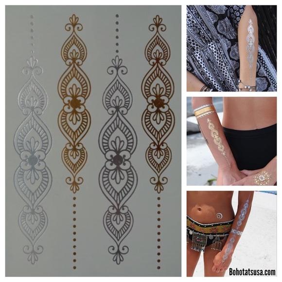 32e0d07763fef BohoTats USA Accessories | Henna Hand Piece | Poshmark