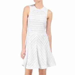 rag & bone Dresses & Skirts - Rag & Bone Basha White Leather Dress