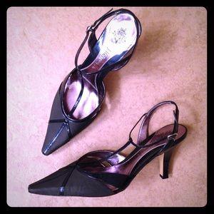 J. Renee Shoes - NWOT J. Renee T Strap Heels