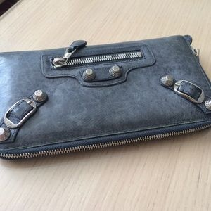 Balenciaga Wallet Clutch