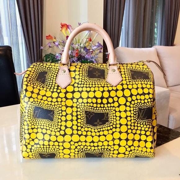 97ac10a1af7d Louis Vuitton Handbags - Louis Vuitton Speedy 30 Limited Edition