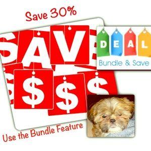 Bundle and Save w Help