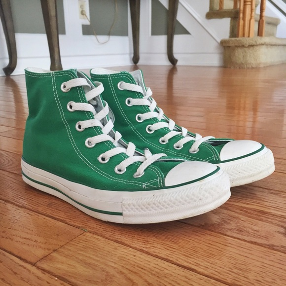 e0fbc32ad22b Converse Shoes - Converse Chuck Taylor All Star - Jungle Green