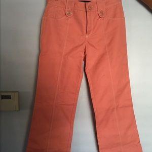 Salmon Pink Marc Jacobs Pants