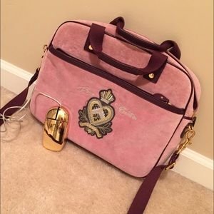 Juicy Couture Other - Juicy couture laptop case and mouse 9ea753d8a943