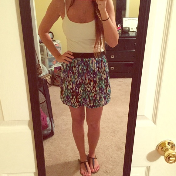 forever 21 high waisted skirt from kelsis closet on