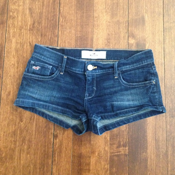 hollister jean shorts - photo #38