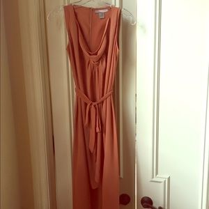 Forever 21 Hi-Lo Chiffon Dress SZ XS