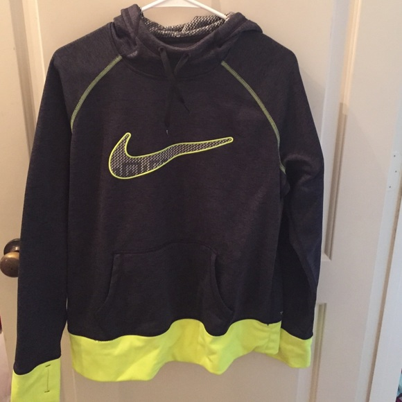62% Off Nike Jackets U0026 Blazers - Nike Hoodie From Averyu0026#39;s Closet On Poshmark