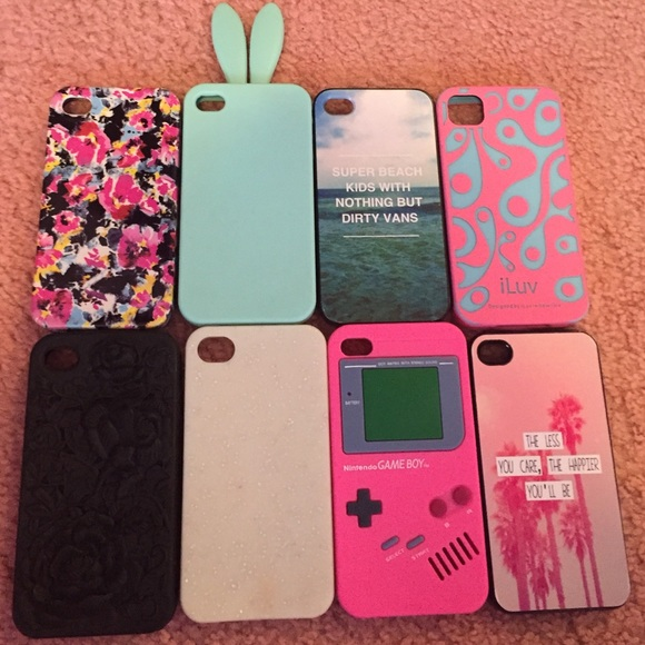 check out 1bab5 8549d Eight IPhone 4 cases !