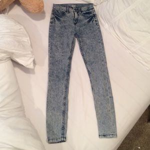 BDG high waisted jeans
