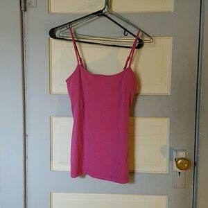 Sonoma Tops - Pink camisole tank top