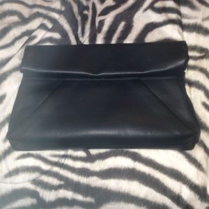 Just Fab Clutch : black