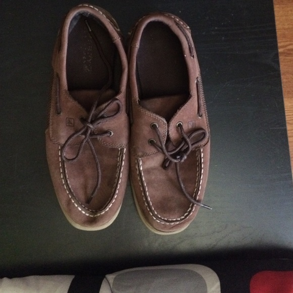73% off Sperry Shoes - Dark sperrys really cheap from Awesome's ...